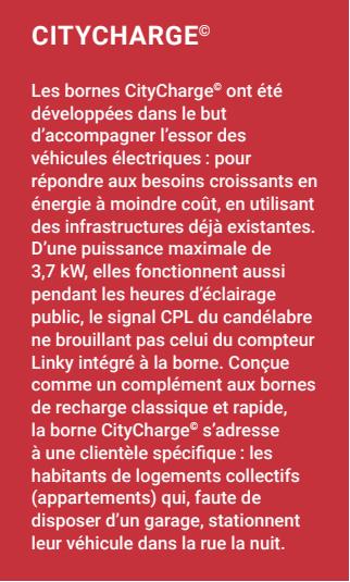 borne citycharge
