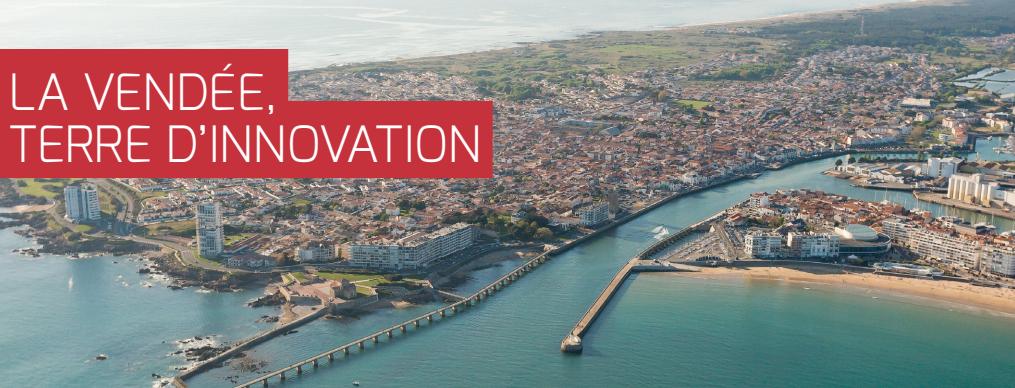 La Vendée, terre d'innovation